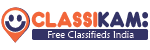 ClassiKam: Free Classifieds in India