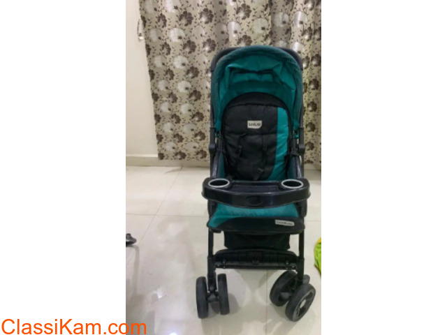Branded Stroller for little kids In Best Condition Made in USA - 1