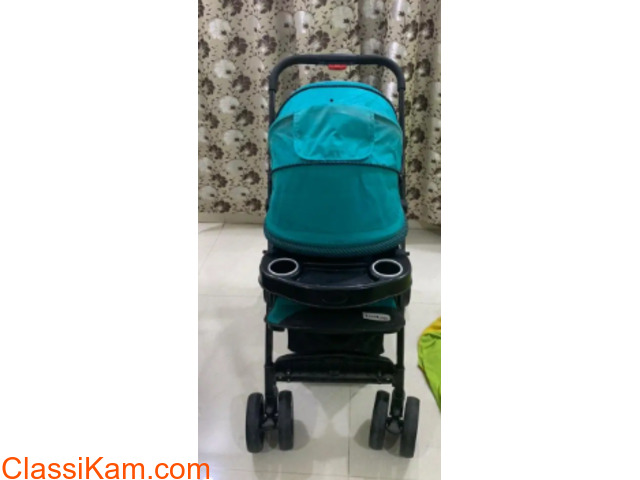 Branded Stroller for little kids In Best Condition Made in USA - 2
