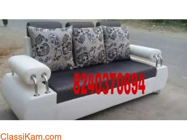 Newly made 3 seater luxury sofa set direct from factory - 1