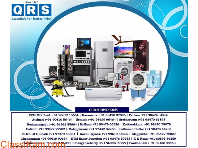 Best Voltas Air Conditioner Dealers in Ernakulam Aluva Angamaly - 1