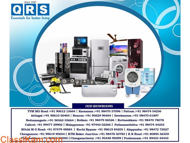 Best LG Refrigerator Dealers in Ernakulam Aluva Angamaly - 1