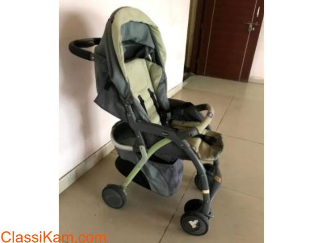 Chicco simplicity stroller - 2