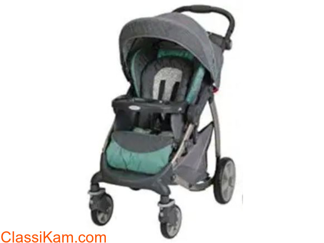 Graco Stroller and car seat - 1