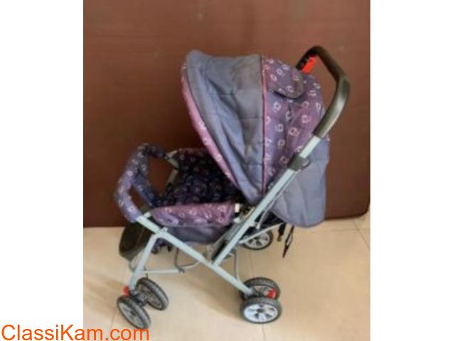 Babyhug Pram (Stroller) for sale in Gaur City - 1