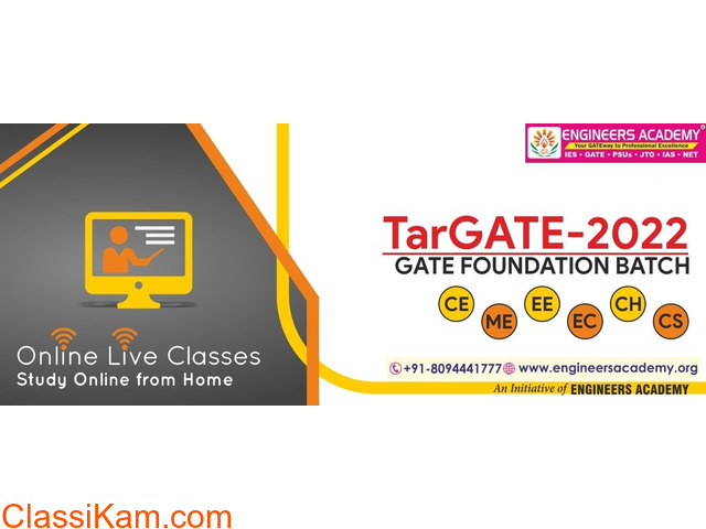 A ideal institute for GATE coaching in Nagpur - 1