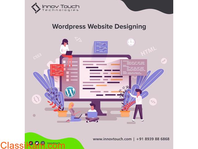 Wordpress Development  Company In Chennai - 1
