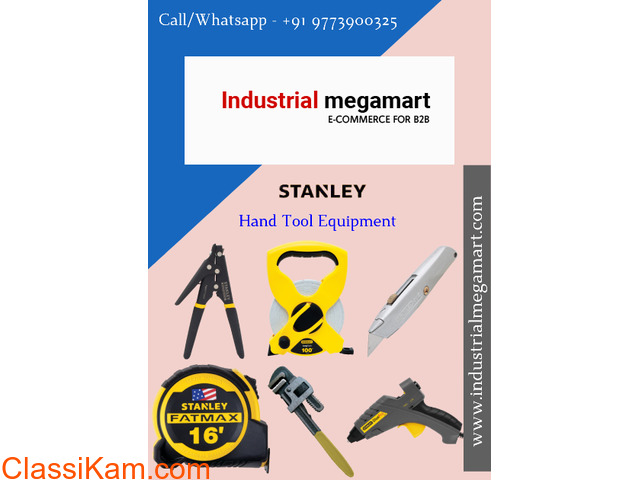 Stanley hand tools supplier India  +91-9773900325 - 1