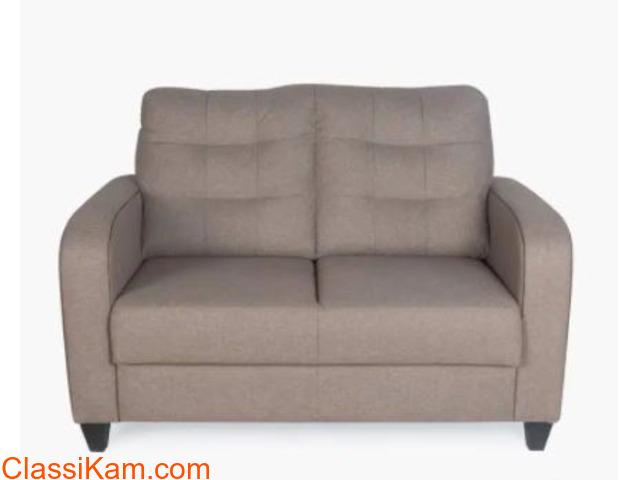 Montoya Serene Sofa Set in Brown Color - 2