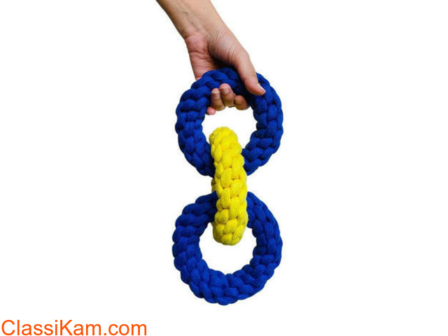 Buy Rope Toys for Dogs Online in India - 1