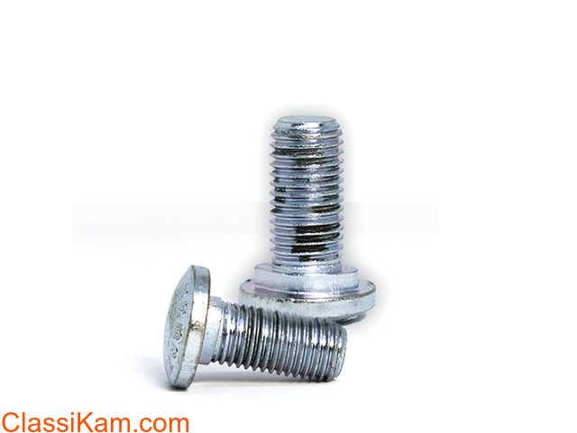 Best Quality nut bolt Manufacturer in Ludhiana - 1